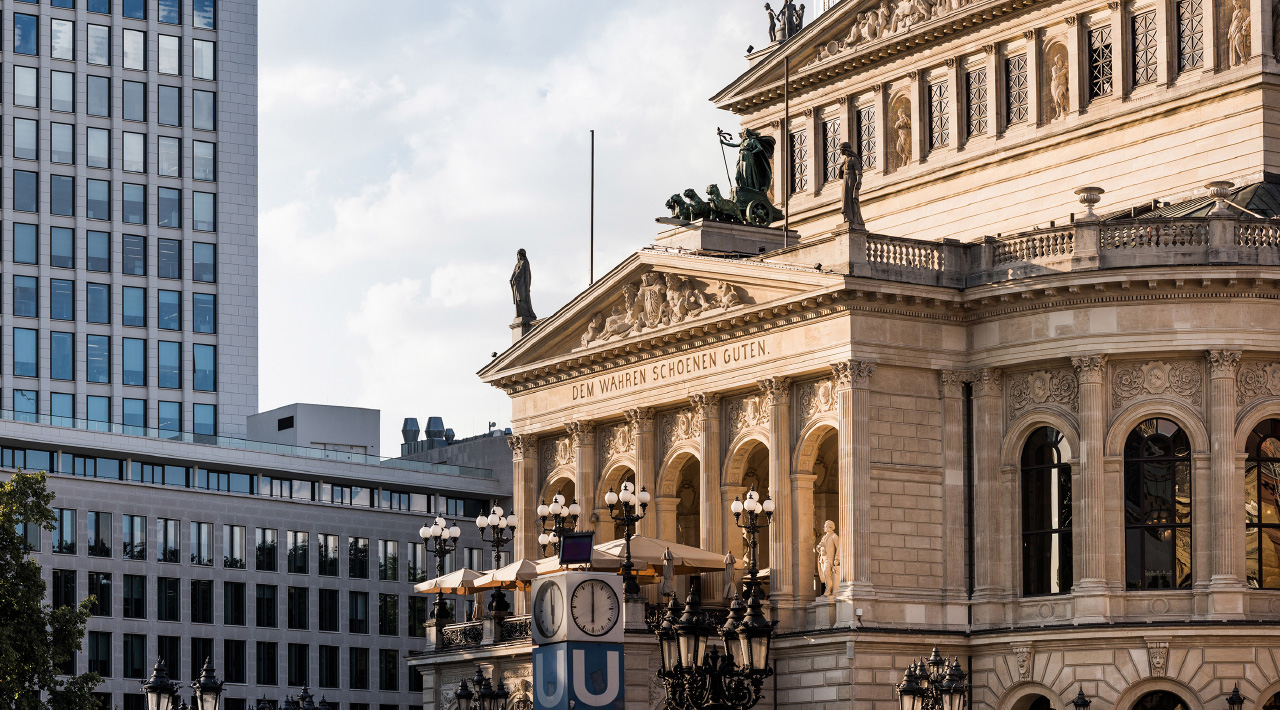 Notare & Rechtsanwälte Lennert Schneider & Partner in Frankfurt am Opernplatz - alte Oper Frankfurt am Main